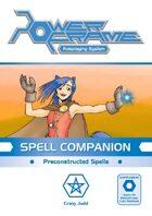 PowerFrame Spell Companion