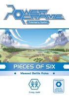 PowerFrame Pieces of Six