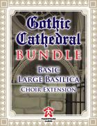 Basic + Large Basilica + Choir Extension [BUNDLE]