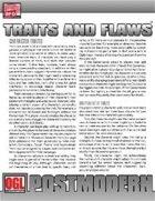 POSTMODERN: Traits and Flaws