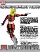 POSTMODERN: Iconic Combat Feats