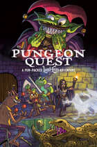 Pungeon Quest