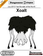 15-07 Free Monster of the Month: Xoalt