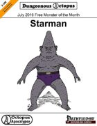 16-07 Free Monster of the Month: Starman