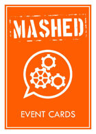 MASHED: Event Cards