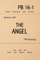 MASHED: The Angel (Deluxe Playbook)