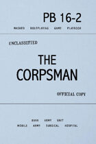 MASHED: The Corpsman (Deluxe Playbook)