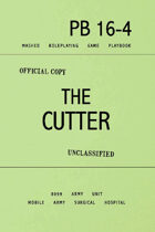 MASHED: The Cutter (Deluxe Playbook)