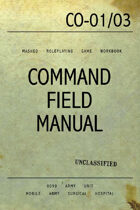 MASHED: Command Field Manual (Deluxe Workbook)