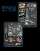 0-hr: Jade & Remora Poster Images