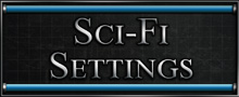 Sci-Fi Settings