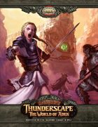 Savage Thunderscape: the World of Aden