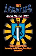 Tiny Legacies: Adventure, Inc.