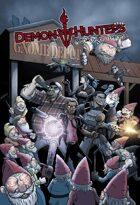 Demon Hunters: A Comedy of Terrors