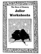 The Maze of Memory Jailer Worksheets