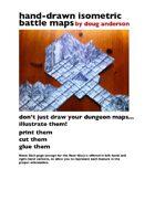 Ultimate Hand-Drawn Isometric Battle Maps