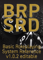 BRP SRD — Editable