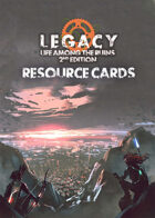Legacy: Life Among the Ruins - Resources Cards