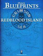 0one's Blueprints: Crimson Sea - Redblood Island