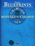 0one's Blueprints: Crimson Sea - Mysterious Island