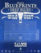 Deep Blues: Wild West - Saloon