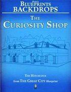 0one's Blueprints Backdrops: The Curiosity Shop