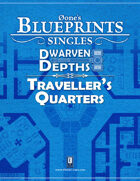 0one's Blueprints: Dwarven Depths - Travellers' Quarters