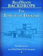 0one's Blueprints Backdrops: The Tower of Janazar