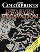 0one's Colorprints #7: Dwarven Excavation