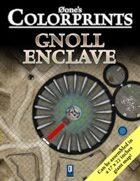 0one's Colorprints #8: Gnoll Enclave
