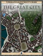 The Great City: Color Map Folio