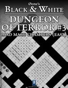 Dungeon of Terror #3: Mad Mage Chambers (East)
