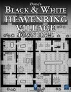Heavenring Village: Town Hall