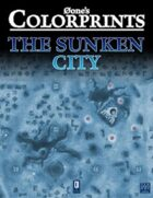 0one's Colorprints #10: The Sunken City