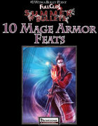 #1 With a Bullet Point: 10 Mage Armor Feats (Full Clip!)