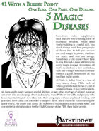 #1 With a Bullet Point: 5 Magic Diseases
