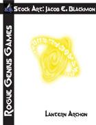 Stock Art: Blackmon Archon Lantern