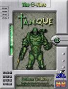 The Theta Files: Tanque