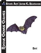 Stock Art: Blackmon Bat
