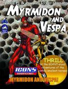 Iconic Legends: Myrmidon and Vespa