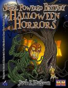 Super Powered Bestiary: Halloween Horrors
