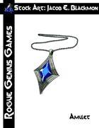 Stock Art: Blackmon Amulet