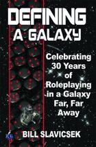 Defining A Galaxy