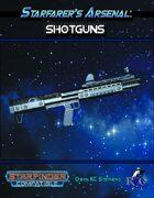 Starfarer's Arsenal: Shotguns