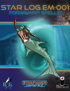 Star Log.EM-073: Formwarp Spells