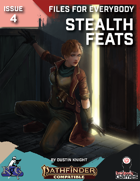 Files for Everybody: Stealth Feats