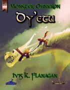 Monster Omnicron: Dy'etu