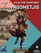 Files for Everybody: Yroometjis