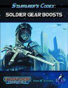 Starfarer's Codex: Soldier Gear Boosts