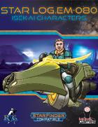 Star Log.EM-080: Isekai Characters